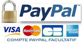 PayPal, Credit Cards and Exprimere Payment Methods
