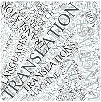 Professional Translations and Related Services